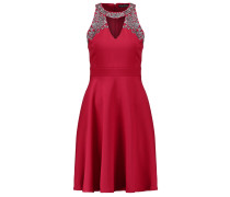 Cocktailkleid / festliches Kleid berry