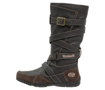 Stiefel - dark brown