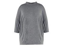 JRFAYE Langarmshirt medium grey melange