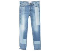 UNWORDS - Jeans Straight Leg - medium blue
