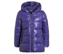 Winterjacke - purple