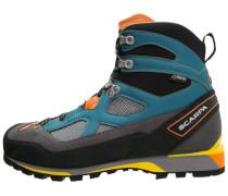 REBEL LITE GTX Alpin / Bergstiefel petrol/orange
