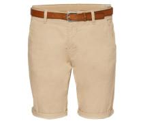 Shorts smoked beige