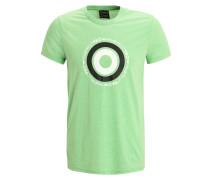 TShirt print green toucan