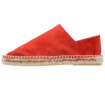 KISSCHASE Espadrilles red