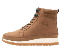 LOADHA Schnürstiefelette mid brown