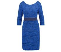 KATHY Strickkleid radiant blue