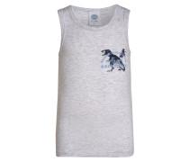 Unterhemd / Shirt - sand melange
