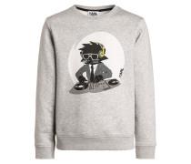 Sweatshirt gris chine