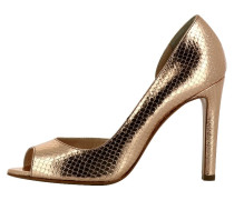 BELINA - High Heel Peeptoe - gold
