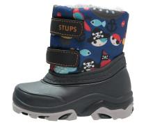 Snowboot / Winterstiefel blue/multicolor