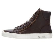 COREY Sneaker high marron