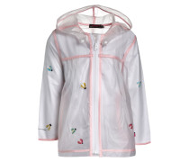 Regenjacke / wasserabweisende Jacke transparent