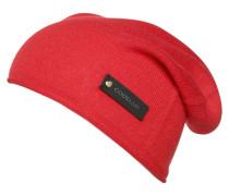 Mütze red