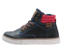 Sneaker high navy