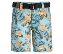 SANGRO Shorts tropical blue
