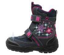 Snowboot / Winterstiefel marine/pink