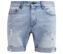 Jeans Shorts bleached denim