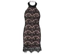 Cocktailkleid / festliches Kleid - black/nude