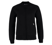 LIGHT LUX Leichte Jacke black/grey heather