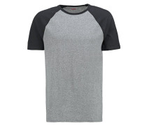 REGULAR FIT TShirt basic BLACK