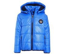 Winterjacke - blau