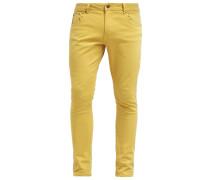 Jeans Slim Fit dark yellow