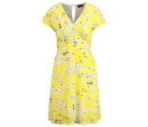 Blusenkleid - yellow