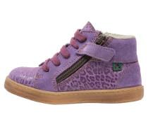 Sneaker high purple