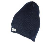 HANNESSON Mütze indigo