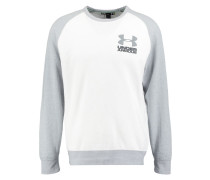 TRIBLEND LOCKUP Sweatshirt white