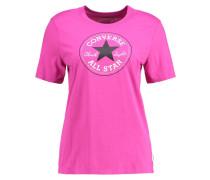 CORE SOLID CHUCK PATCH - T-Shirt print - magenta glow