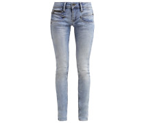 ALEXA Jeans Slim Fit flexy bleached