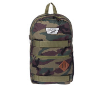 AUTHENTIC III SK8PACK Tagesrucksack classic camo