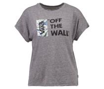 TROPICAL LOCK UP - T-Shirt print - grey heather