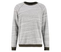 Sweatshirt mottled olive