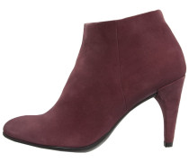 SHAPE 75 High Heel Stiefelette bordeaux