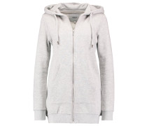 ONLCALM Sweatjacke light grey melange