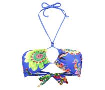 GALA - Bikini-Top - azul