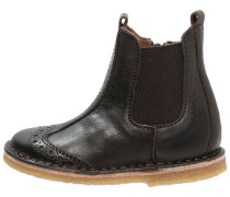 Stiefelette brown