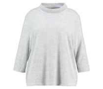 JRSUN - Strickpullover - light grey melange