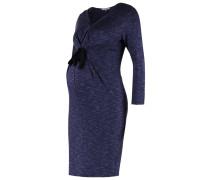 Jerseykleid navy blue