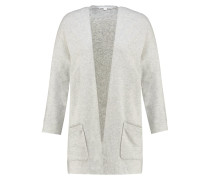 DORMILY Strickjacke light grey