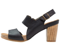 KUNA - Clogs - black