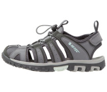 COVE - Trekkingsandale - grey/charcoal/sprout