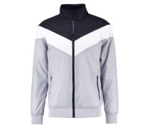 Trainingsjacke grey/black/white