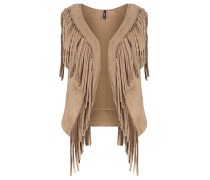 CLIMENT Weste beige