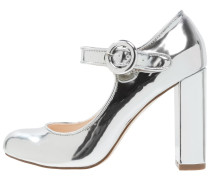 Pumps - gunmetal