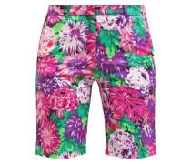 FLORIDA Shorts bright coral