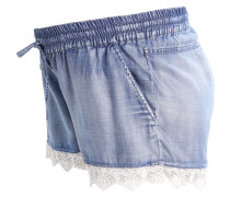 MLLILO - Jeans Shorts - light blue denim